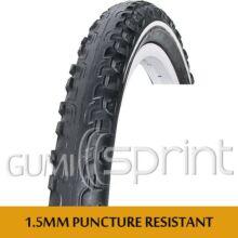 28-1,75 47-622 VRB112 Puncture Resistant reflektoros Vee Rubber kerékpár gumi