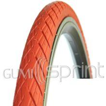 Deestone D882 kerékpár gumi  28-622 700-28C piros