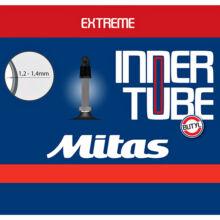 27,5-2,10/3,00 54/75-584 FV47 Extreme Mitas kerékpár gumi belső