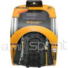 26x2,20 55-559 Trail King Protection Apex hajtogatható Continental kerékpár gumi