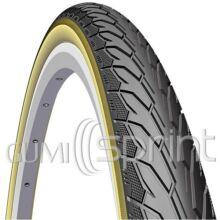 28-622 700-28C V66 Flash fekete/beige Mitas kerékpár gumi