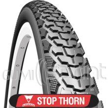 28-1,60 42-622 V84 Gripper Stop Thorn reflektoros Mitas kerékpár gumi