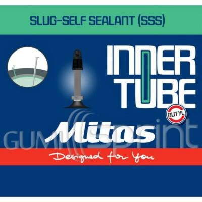 54/62-559 26-2,10/2,50 FV47 Slug Self Sealant  Mitas kerékpár gumi tömlő