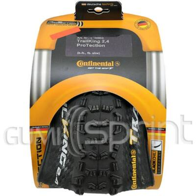 26x2,40 60-559 Trail King Protection Apex hajtogatható Continental mtb gumi