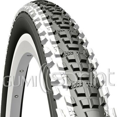 27,5-2,10 (650B) 54-584 V85 Ocelot Mitas kerékpár gumi  fehér csíkkal