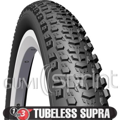 54-559 26-2,10 V96 Scylla Tubeless Supra Weltex Mitas kerékpár gumi